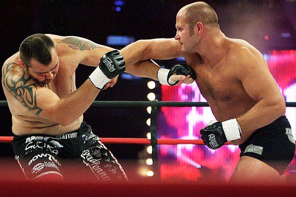 MMA лучшие нокауты
