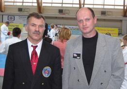 Руководители клуба – Алексей Шония и Аникин Евгений
